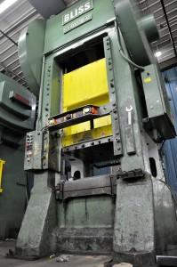 400 ton press
